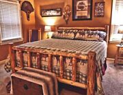 Rustic Log Bed Most Sold On Ebay New Lower Price 1 Seller Most Sold