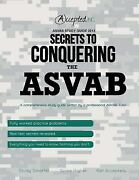 Asvab Study Guide 2013 Secrets To Conquering The Asvab Paperbac