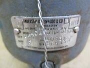 Anderson Greenwood Relief Valve Mod Noacabjhm01kc Size2 5141017g Used