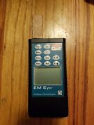 Credence Em Eye Electromagnetic Field Rf Signal And Esd Event Meter Ctm041 Cta211