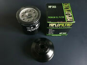 Hiflo Oil Filter And Removal Tool Kawasaki Zg1400 Concours Gtr1400 2008-2010