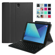 For Samsung Galaxy Tab S3 9.7 2017 Case Cover Stand Bluetooth Keyboard
