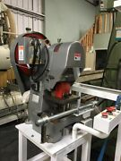 Nien Made Chc1-ce03 5 Ton Punch Press W/63 Feed Table Woodworking Machinery
