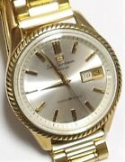 Seiko 76 Sportsmatic Deluxe Five Ss 25 Jewels Caliber 7619a Automatic 1965