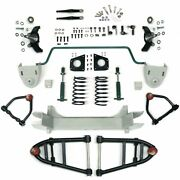 Mustang Ii 2 Ifs Front End Kit For 52-79 Mg / Austin Stage 2 Standard Spindle