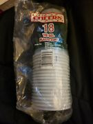 Saint Patrick's Day Plastic Cups 18ct 16 Ounces Beer March 17th