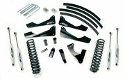 Pro Comp 6 Inch Lift Kit With Es9000 Shocks For 11-16 Ford F-350 K4188b