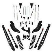 Pro Comp Stage Iii 4-link 4 Suspension Kit With Es9000 For 17-18 F-250 K4213b