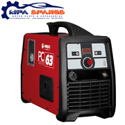 Helvi Plasma Pc 63 With St70 Torch 400v Earth Lead Included