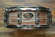Ludwig 100th Anniversary '64 Jazz Festival Pink Oyster Reissue Snare Drum Z589