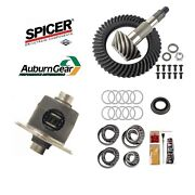 2.94 Ring Pinion + Auburn Posi Package For 2004-2015 Nissan Titan Differential
