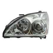 For 04 05 06 Rx330 Front Headlight Headlamp Hid/xenon Head Light Lamp Left Side