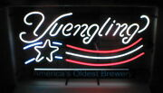 New Yuengling Us Flag Americaand039s Oldest Brewery Logo Neon Light Sign 24x20
