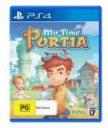 My Time At Portia Farming Mining Crafting Role Play Game Sony Ps4 Playstation 4