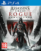 Assassins Creed Rogue Remastered Hd Action Role Play Game Sony Playstation 4 Ps4