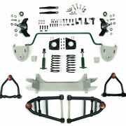 Mustang Ii 2 Ifs Front End Kit For 48 And Earlier Desoto W Shock Springs