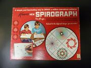 Vintage 1967 Kennerand039s Spirograph 401 No Pens Everything Else Is There