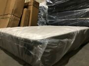 King Size Stearns And Foster Estate La Fiorentini Iv Luxury Cushion Firm Pillowtop