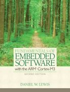 Fundamentals Of Embedded Software With The Arm Cortex-m3, Hardcover By Lewis,...