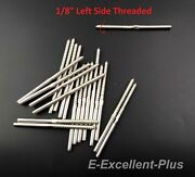 T316 Stainless Steel Swage Lag Screw Stud Left Threaded For 1/8 Cable Railing