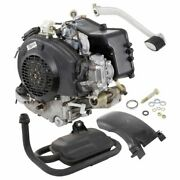 Lml 51404640 Engine 150cc For 4t Ac With Silencer For Star 150 4t/speedy