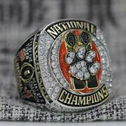 Special Edition Clemson Tigers College Football National Championship Ring