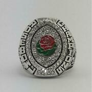Special Edition Oregon Ducks Rose Bowl College 2015 Football Championship Ring