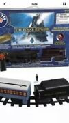 Polar Express Battery Operatetrain Set Ready To Play Track Childs Hobby Lionel N