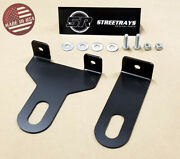 [sr] Universal Heavy Duty 4 Rise Lawn Garden Tractor Hitch Support Brace Only