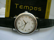 The Guet Du Temps Automatic Date 2610 Steel 90's Guilloche Dial Watch