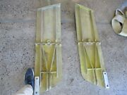Mid 70and039s Riva 2000 Trim Tabs