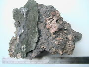Large Crystallized Silver In Silver/cobalt 2.9lbs/silver Nugget/collectable/nice