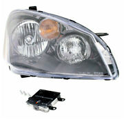 For 05-06 Altima Front Headlight Headlamp Hid/xenon Head Light Lamp Right Side