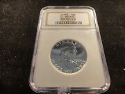 1963 Franklin Half Dollar 50 Cent Ngc Pf 68- Very Clean- Mirror Finish- Discount