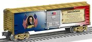 Lionel James Buchanan Boxcar Made In The Usa 1938190