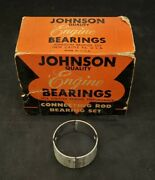 Nors 1948-56 Willys Jeep 1951-54 Henry J Allstate Rod Bearing Set .010 /6cyl