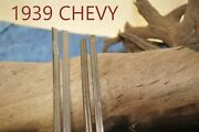 1939 Chevrolet Chevy Gm Old Antique Exterior Trim Molding Chrome Stainless
