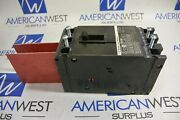 Ed63s100a Ite Siemens Molded Case Switch 100 Amp 600 Volt 3 Pole E6-a Used