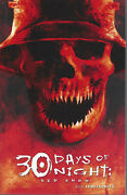 30 Days Of Night Volume 8 Red Snow Sc Tp New Oop Idw 30 Off