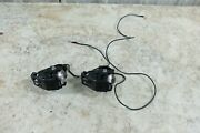 10 Triumph Thunderbird 1600 Motorcycle Aftermarket Auxiliary Fog Hid Lights