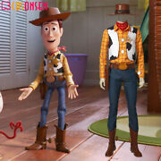 Toy Story 4 Woody Cosplay Costume Sherif Woody Cowboy Outfits All Sizes Lot