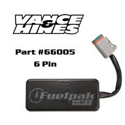 Fp3 Vance Hines Fuel Pak Programmer Harley 14-20 Sportster Touring Softail Dyna