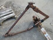 Allis Chalmers Wd Wd45 D17 Tractor Traction Booster Hitch