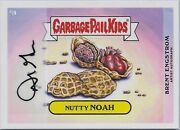 Garbage Pail Kids Bns 3 - Nutty Noah 173a - Brent Engstrom Autograph Error
