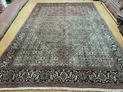 7and039 X 10and039 Vintage Fine Hand Made Indian Amritsar Wool Rug Nice