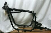 1971 Bmw R60/5 Motorcycle Airhead Frame Repainted With Drive Shaft Vin Tag Nice