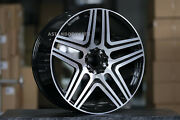Fit Mercedes Benz G-class W463 22 Inch Forged Wheels Rims 4x4 Style 22x10 5x130