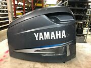 Used Yamaha Outboard Top Cowling Z300hp Hpdi Stock 9170