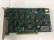 1pc Used Ono Sokki 48mr138a Data Acquisition Card