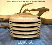 1930and039s Eureka Hot Water Heater Unit Antique Old Truck Car Bus 1920and039s Diecast Usa